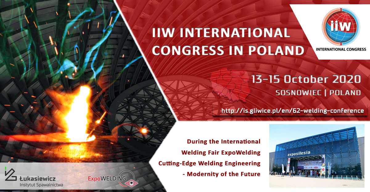 Welding conference and IIW International Congress